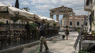 Ресторанный бизнес в ЕС лежит в руинах