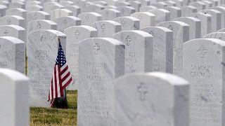 ABD'nin Alabama eyaletinde ulusal mezarlık