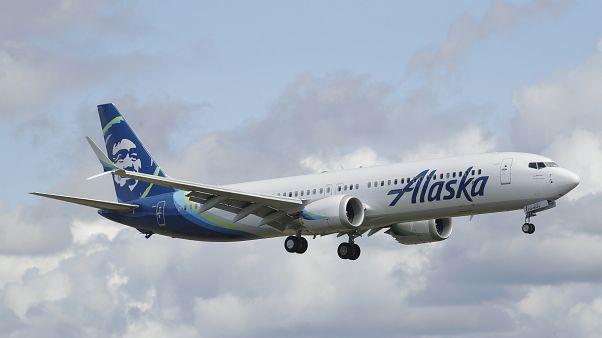 Самолет Boeing 737 MAX 9
