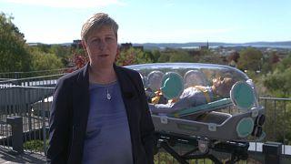 COVID-19: así se protege en Noruega al personal sanitario