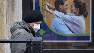 Масочный режим в Санкт-Петербурге