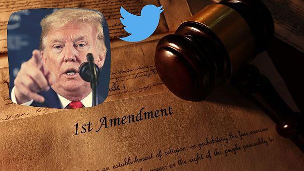 متمم اول قانون اساسی آمریکا: اصل آزادی بیان