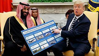 آمریکا طرحی تازه برای فروش تسلیحات به عربستان در دست اجرا دارد