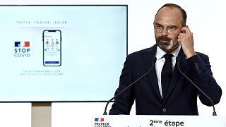 Обращение премьер-министра Франции Эдуара Филиппа 28 мая 2020.
