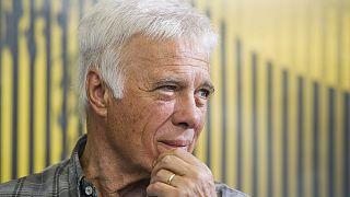 Guy Bedos en 2011, lors du 64ième festival international du Film de Locarno en Suisse.