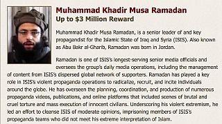 «محمد خضر موسی رمضان»، وزیر اطلاعرسانی خلافت خودخوانده داعش