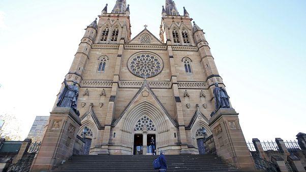 Sydney'deki St. Mary's Katedrali