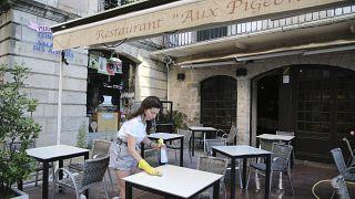 Restaurant in Saint-Jean-de-Luz
