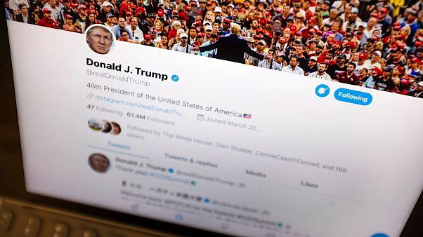Trump Twitter kararnamesini imzaladı