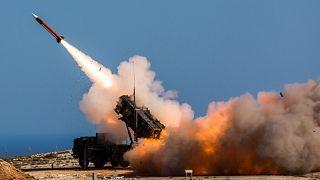 صاروخ باتريوت أمريكي