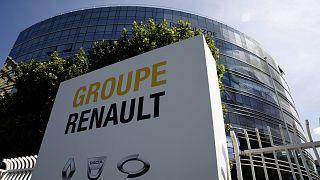 Il quartier generale di Renault a Boulogne-Billancourt