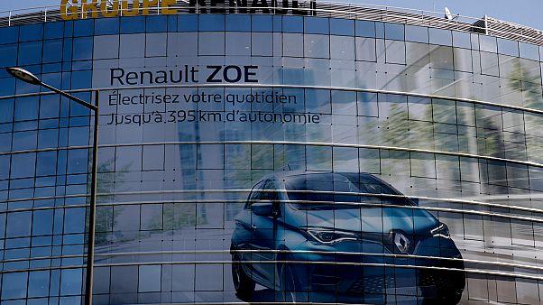 المقر الرئيسي لرينو بالقرب من باريس