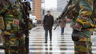 Streit um Militärstreifen in Belgien