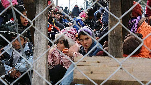 Mülteci çocuklar