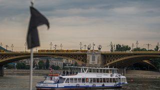 Ökumenikus hajós szertartás a Dunán 2020. május 29-én