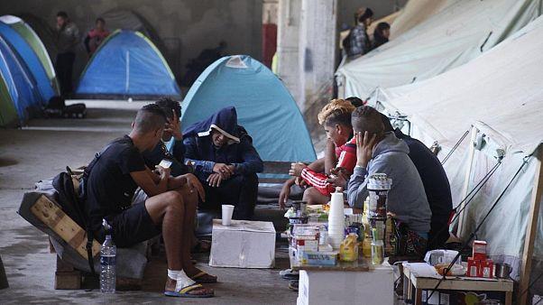 δομη προσφύγων