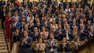 Parlamento spagnolo (archivio, 2 febbraio 2020)