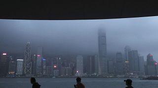 """Hong Kong se ha regido por el principio """"un país, dos sistemas"""" desde su retrocesión a China en 1997"""