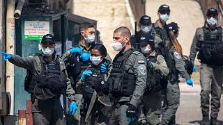 صورة أرشيفية للشرطة الإسرائيلية في القدس