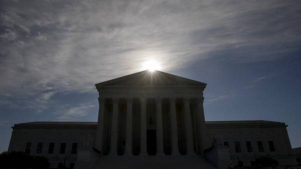 Yüksek Mahkeme Binası/ Washington