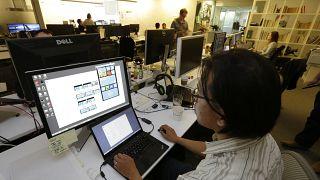 Microsoft şirketi Windows dizayn direktörü Jeff Fong (arşiv)