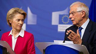 اتحادیه اروپا از آمریکا خواست در تصمیم برای قطع همکاری با سازمان جهانی بهداشت تجدید نظر کند