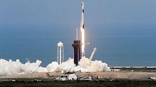 سفینه خصوصی «دراگن» به فضا پرتاب شد