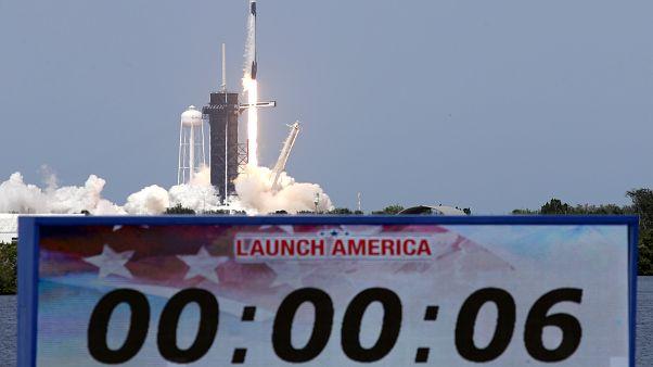 صاروخ سبايس إكس