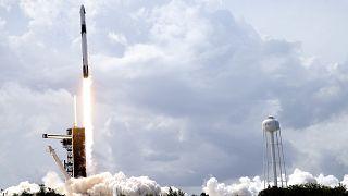 SpaceX-Start: Erstmals wieder bemannte Raumfahrt von US-Boden