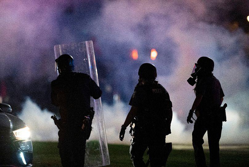 Christian Murdock/The Gazette via AP