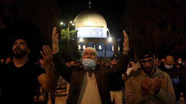 إعادة أبواب المسجد الأقصى شهرين