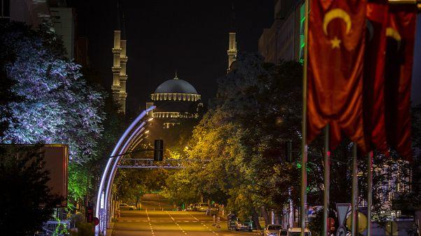 Ankara Kocatepe Camii