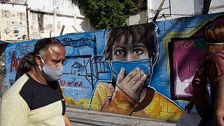 کرونا در برزیل
