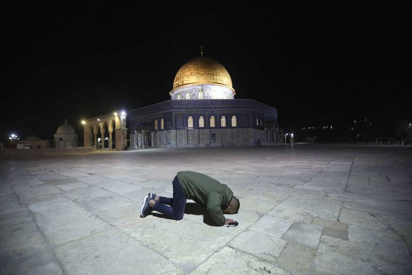 Mahmoud Illean/AP