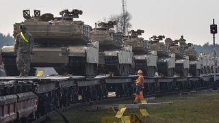 US-Truppen verlassen Litauen
