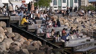 İsveç'in Malmö kentin