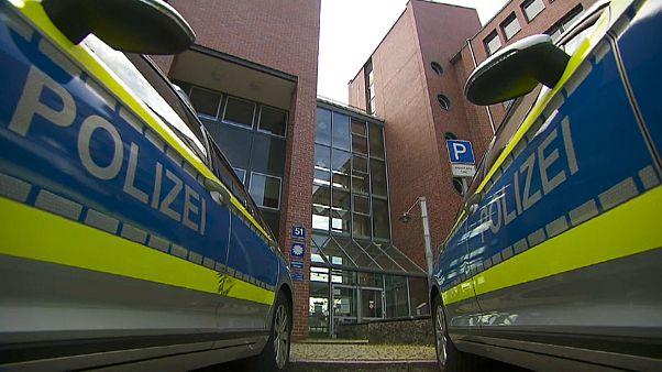 Polizeiwache in Göttingen