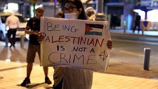 """""""Filistinli olmak suç değildir"""""""