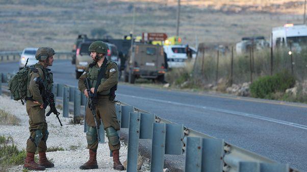 İsrail askerleri