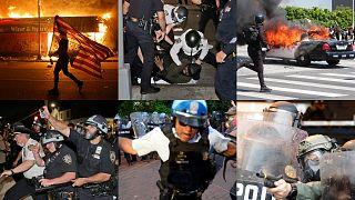 Συγκρούσεις στις ΗΠΑ