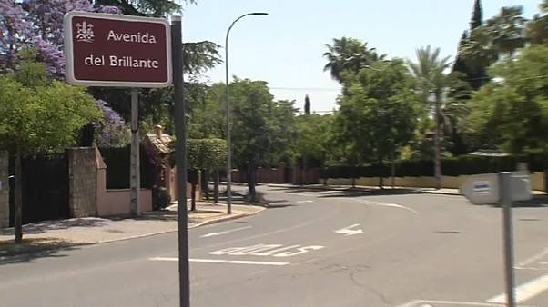 Barrio residencial El Brillante, Córdoba, España