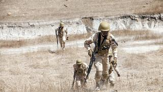 Burkina Faso'da askeri harekat (Arşiv)