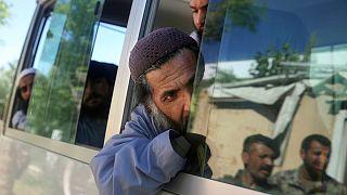 آزادی زندانیان طالبان در افانستان