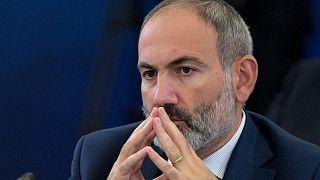 Ermenistan Başbakanı Peşinyan Covid-19'a yakalandı