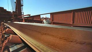 Avustralya'da demir madeni
