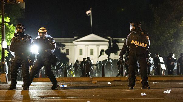 ¨Proteste in Washington