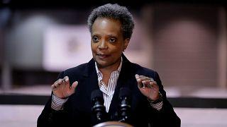 Şikago Belediye Başkanı Lori Lightfoot