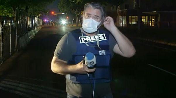 Stefan Simons, DW riportere