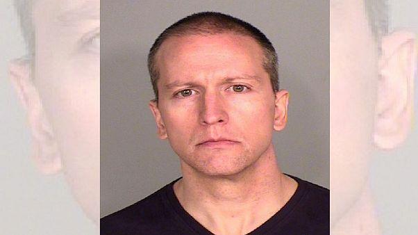 پلیس متهم به قتل جورج فلوید