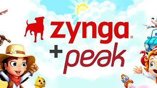 Zynga, Türk oyun şirketi Peak Games'i 1,8 milyar dolara satın almak için anlaştıklarını duyurdu